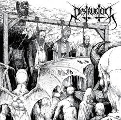 destruktor - opprobrium cover